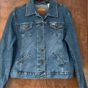 Levi Strauss Signature Women's Denim Jacket  Large